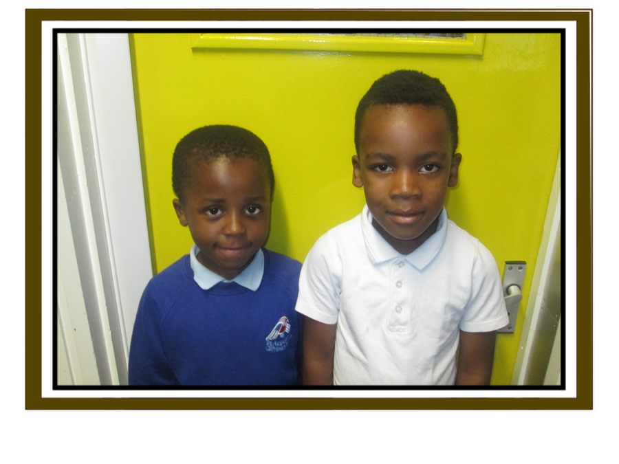 Jeremiah & Curtis Year 1