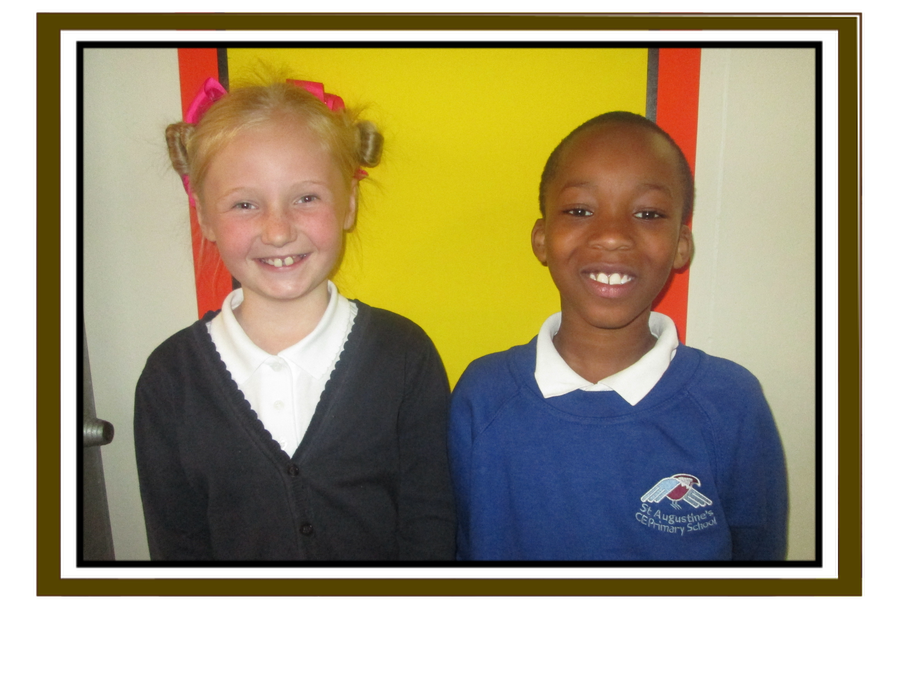 Lily-Lou & Awwal Year 4