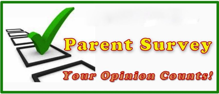New parent survey for October 2017