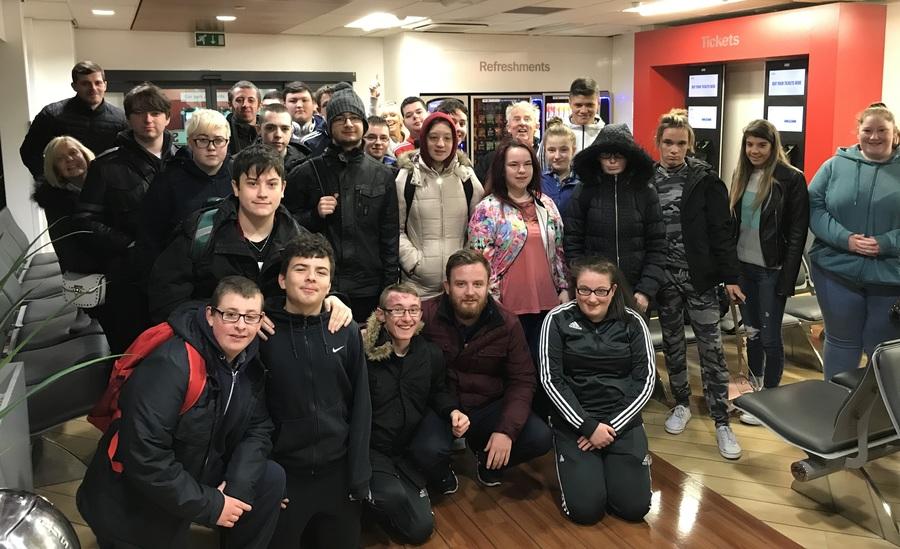 Post 16 Visit Glasgow