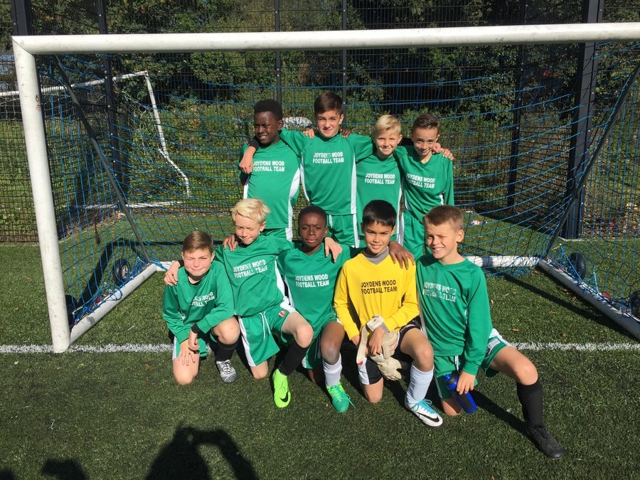 Dartford FA Boys Tournament 6.10.17