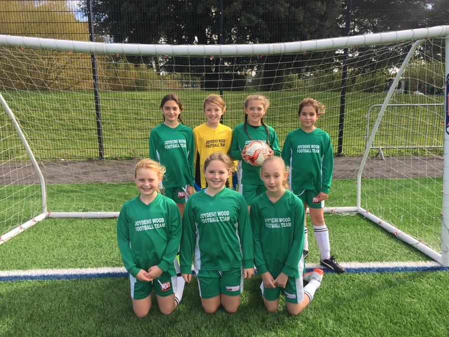 Dartford FA Girls' Tournament 5.10.17