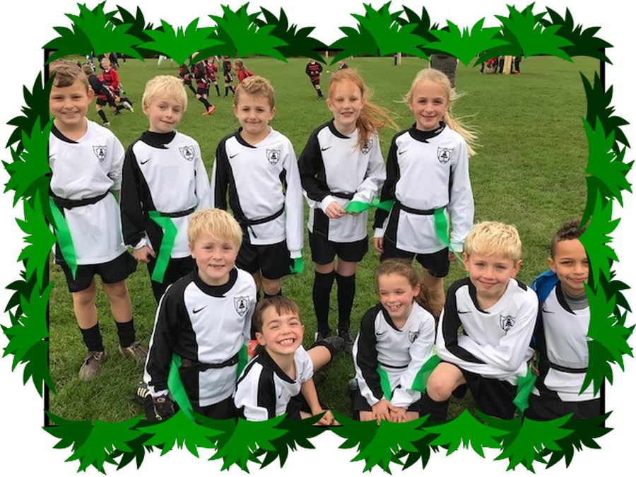 Our Owls TAG Rugby Team October 2017