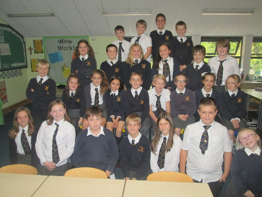 Introducing (most) of Year 5/6OMcD-KA!