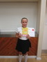 <p>Isla has done well to receive her</p><p>&nbsp;Rookie Lifeguard Gold, Stage 1,2 and 3</p>