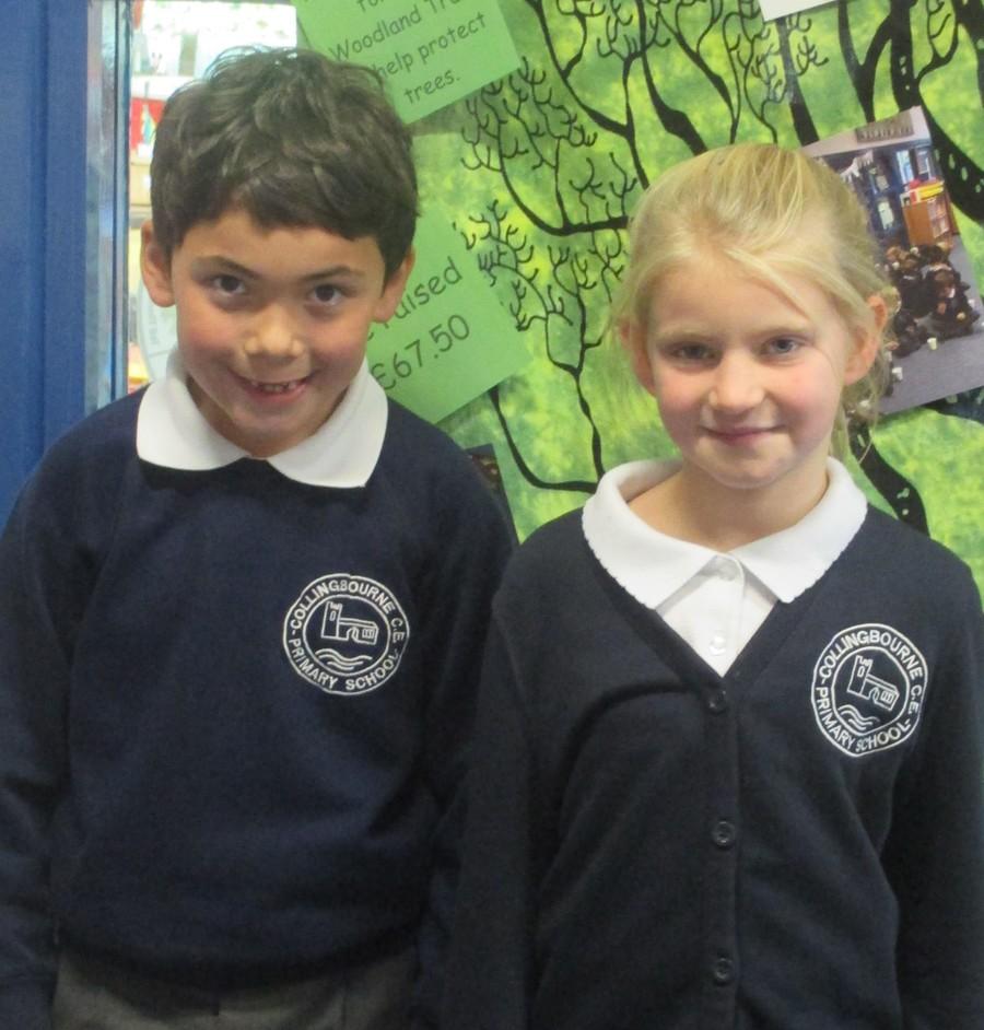 Dominic & Eleanor
