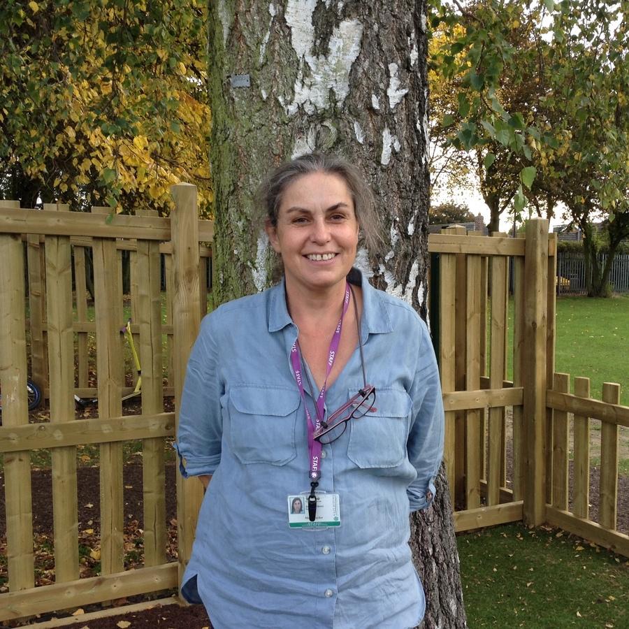 Mrs Taylor, Nursery Nurse