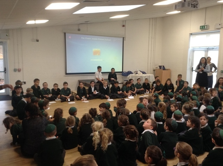 Shabbat UK Assembly October 2017