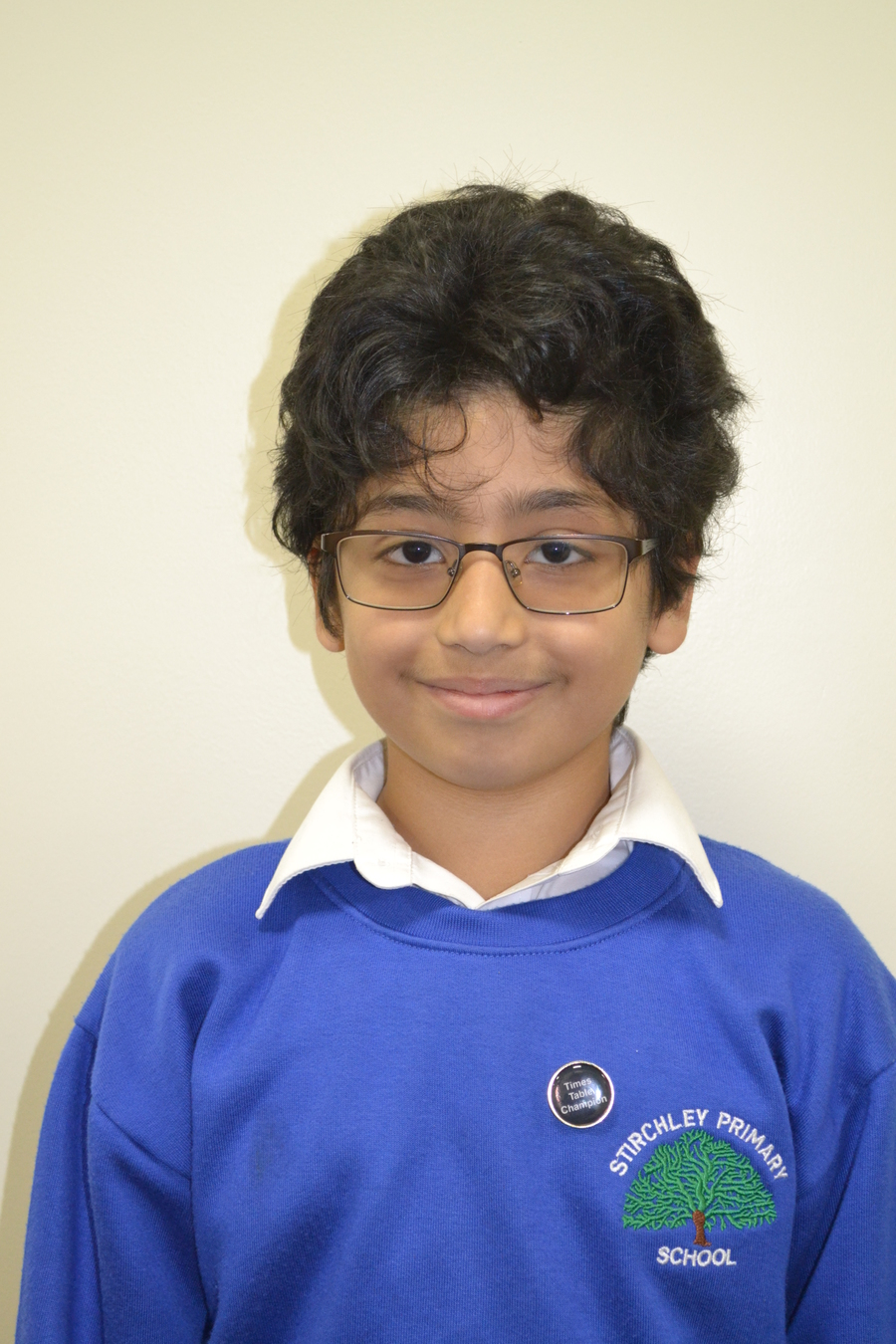 Well done Aryan!